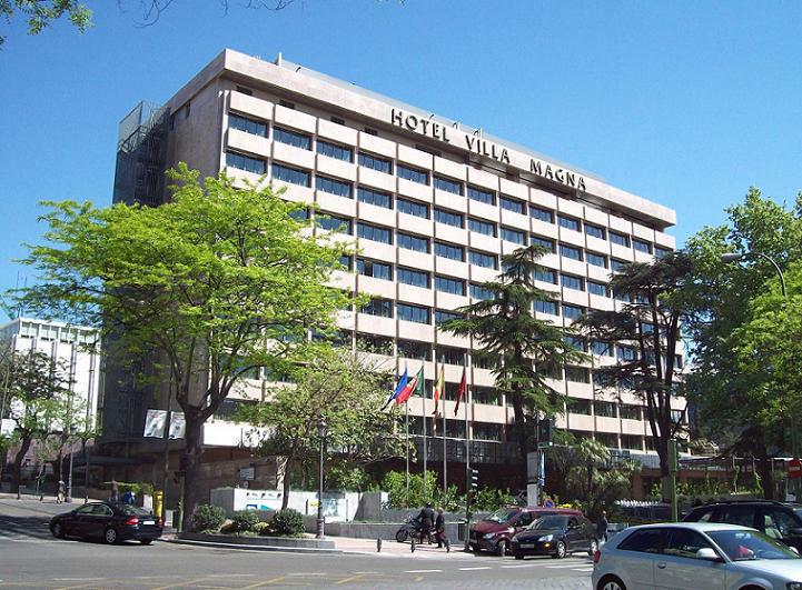 Mantenimiento Hotel Villa Magna