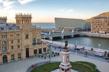mantenimiento de ascensores en San Sebastián