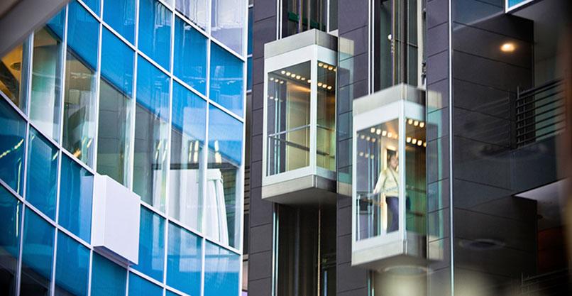 ascensores exteriores madrid
