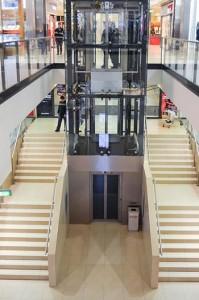 tipos de ascensores hidraulicos
