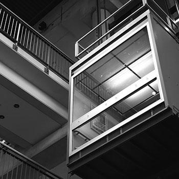 tipos de ascensores autoportantes