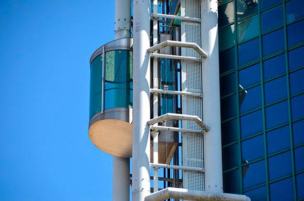 instalar ascensor sin hueco escalera