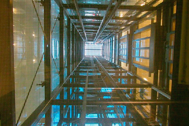 ascensores para espacios reducidos