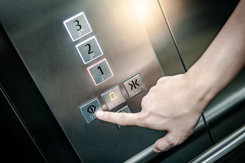 sistemas de seguridad de los ascensores